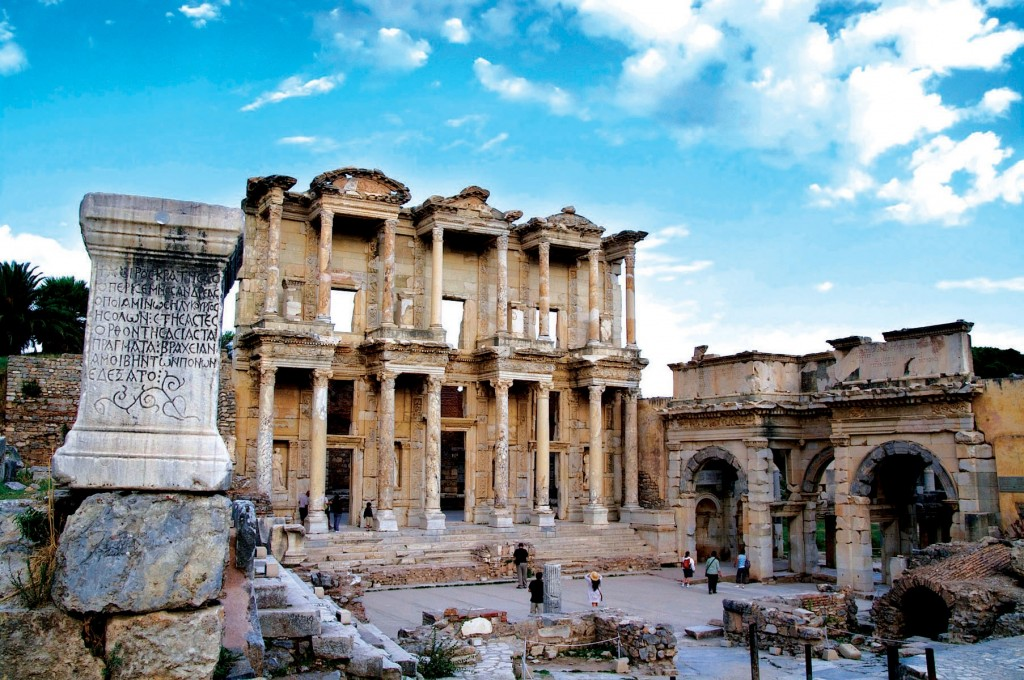 ancient-ephesus-turkey