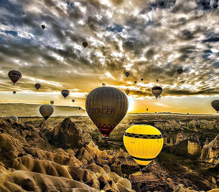 istanbul cappadocia antalya package tours
