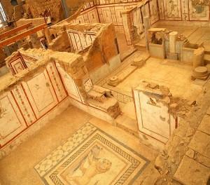 Ephesus Terrace houses Tours