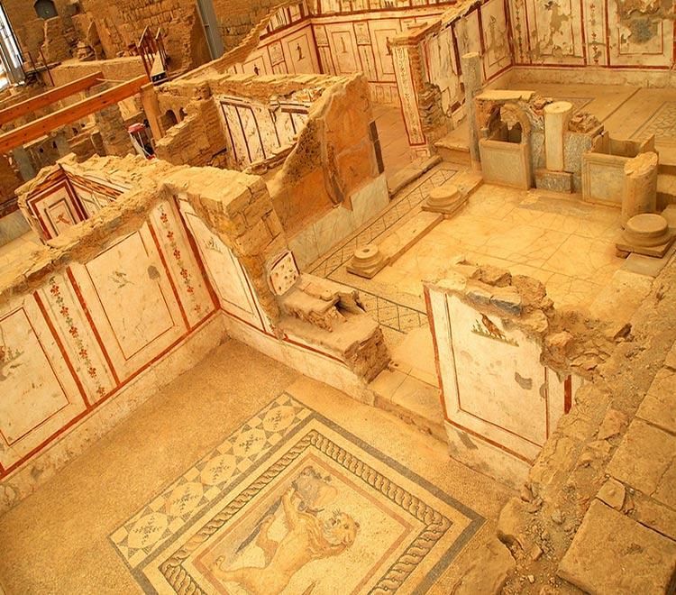 Antalya to Ephesus width=