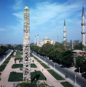 Istanbul Ancient Hippodrome=