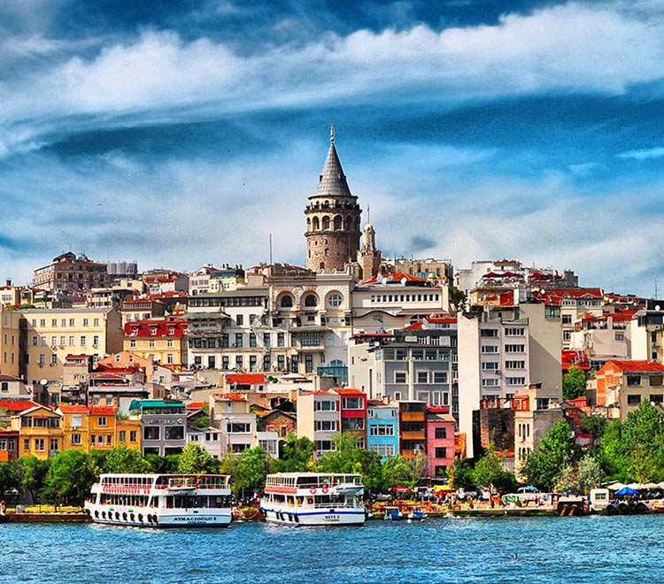 package tours Istanbul